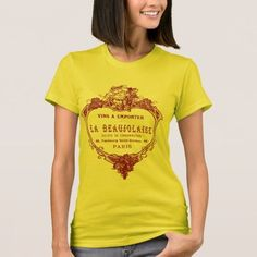 Shop Vintage Red Wine Tee created by srdryja. Wine Presents, American Apparel, Vintage Shops, Red Wine, Heather Grey, Fitness Models, How To Make, How To Wear, T Shirts For Women