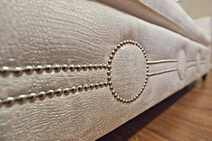 Eye For Design: Decorating With Nailhead Embellishment