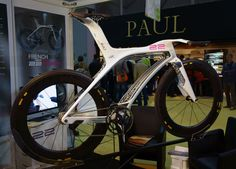 FrenchBuilt 22 concept bike prototype by Ben Goudout