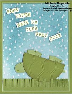SUO & punch - Homemade Cards, Rubber Stamp Art, & Paper Crafts - http://Splitcoaststampers.com