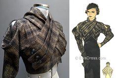 20th Century Fashion, Katharine Hepburn, Dapper, 1930s, Fur Coat, Costumes, Patterns, Gallery, Jackets