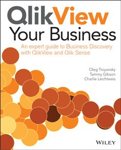 QlikView Your Business, new QlikView book, is available for pre-ordering.