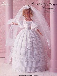 Barbie, Crochet Collector Costume, Vol 10