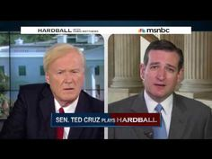 VIDEO: TED CRUZ REFUSES TO TURN ON TRUMP...CHOOSES TO SCHOOL MSNBC CRYBABY CHRIS MATTHEWS ON ILLEGALS INSTEAD » 100percentfedUp.com