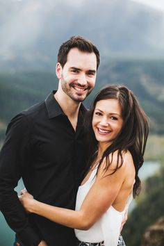 Our Engagement Photos | Desiree Hartsock