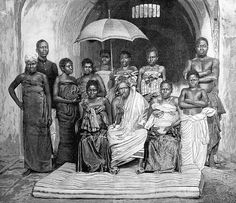 Amazons of Dahomey – the most feared women in history