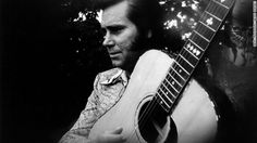 Country music legend George Jones died Friday, April 26, in Nashville, Tennessee. He was 81. portrait circa 1975.