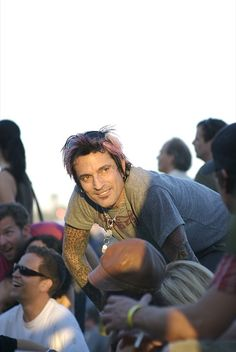 Tommy Lee at Coachella
