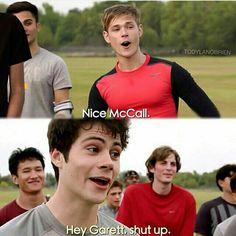 Stiles' humor