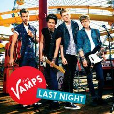 """RADIO   CORAZÓN  MUSICAL  TV: THE VAMPS PRESENTAN ESTE NUEVO SG """"LAST NIGHT"""" INC..."""