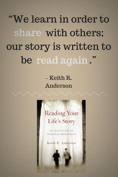 Spiritual Friendships as Story