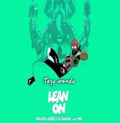 New track by #TezyWonda x major lazer aval. On itunes steam on sound cloud
