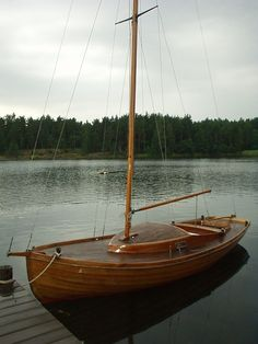 boat trip, baltic sea, sweden Good varnish!