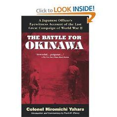 The Battle For Okinawa Okinawa, Wwii, Battle, Japanese, Amazon, Books, Amazons, Libros, World War Ii