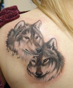 43 wolf tattoos for women