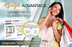 The MWR Lifestyle Advantage plan is full of savings the entire family can use. Now you can live the good life with over $10,000 in annual savings potential the entire family can benefit from.  Please contact and visit our website at: www.makewealthreal.com/america