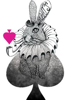 A Fantasy World  Alice in Wonderland by HelloMeiDesign on Etsy