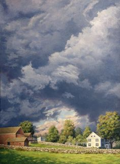 Storm Warning, by Bill Kefauver