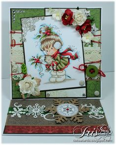 Berry [SZWS141] - $8.00 : Whimsy Stamps
