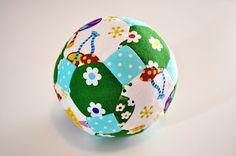 The Merry Church Mouse: Polyhedron Baby Toy Tutorial