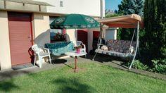 Patio, Outdoor Decor, Home Decor, Decoration Home, Terrace, Room Decor, Porch, Interior Decorating, Courtyards