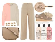 """""""Untitled"""" by shirley2801 ❤ liked on Polyvore featuring W3LL People, Fendi, Piazza Sempione, STELLA McCARTNEY, Kent, CÉLINE and Rimmel"""