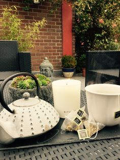 #AtHomeWithRituals Tea rituals Bougie Rituals
