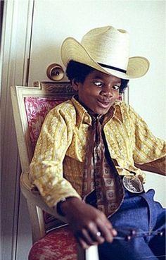 Fotos de Michael Jackson de niño
