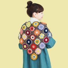 「はじめてさんのきほんのき」 くさり編みからきちんとレッスン♪ かぎ針モチーフ編みの会(9回限定コレクション)