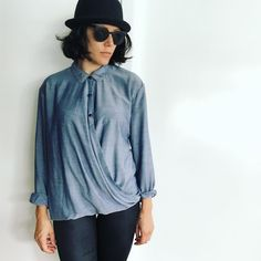 Jane Blouse | Ready-to-Sew