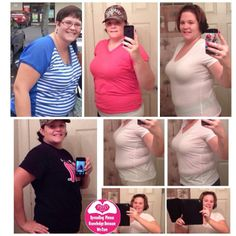 Andrea says ~  I lose inches and fit into smaller clothes then I am fine with that. I love Plexus!