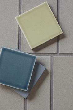 Modern Basics - Heath Ceramics Cardboard Recycling Bins, Sealing Grout, Heath Tile, Heath Ceramics, San Clemente, Welcome To The Family, Tile Installation, Wallpaper Samples, Serving Dishes