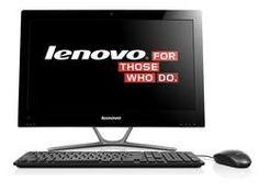 Computador Lenovo C540 23-Inch All-In-One Desktop Black Brushed Aluminum #Computador #Lenovo