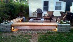 40+ Easy DIY Backyard Seating Area Ideas on A Budget