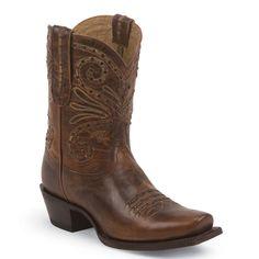 Tony Lama Women's 100% Vaquero Western Booties