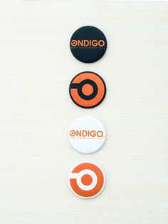 pin button..