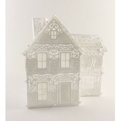 Free Standing Lace FSL The Victorian House by KateIzzyandBean