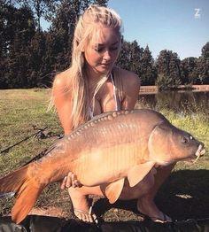 Fishing 101, Fishing Girls, Gone Fishing, Carp Fishing, Fish Chart, Photos Of Fish, Big Fish, Freshwater Fish, Rogues