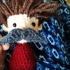 lindagurumi I mustache you a question... How much do you like mustaches? :D Lindagurumi   #lindagurumi #crochet #handmade #crocheting #amigurumi #knitting #diy #craft #crochetlove #crochetaddict #instacrochet #homemade #hobby #pattern #cotton #madewithlove #ilovecrochet #crochetersofinstagram #yarnaddict #babyblanket #fashion #häkeln #crafts #pink #cute #mustache #bearded #funny #beardporn #catsofinstagram