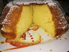 Italian Desserts, Mini Desserts, Dessert Recipes, New Cooking, Cooking Recipes, Pancake Cupcakes, Food C, Torte Cake, Plum Cake