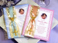 Rosary And Plantable Seed Baptism Party Favors http://www.alittlefavor.com/products/78/lmkBaptismseedrosary/rosary-and-plantable-seed-baptism-party-favors.html