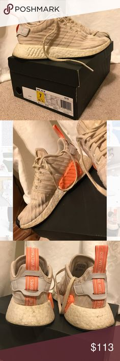 5a266a714eb4 NMD R2 ADIDAS NMD R2 SIZE 7 Comes with box and original paper Worn