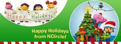 Happy Holidays from NCircle Entertainment!