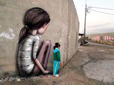 Seth Globepainter - Aïda refugee camp, Palestine, December 2011 (http://seth.fr/en/portfolio/bethleem-palestine/)