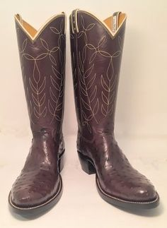 Custom cowboy boots hand made in Nashville, Tennessee. Custom Cowboy Boots, Custom Boots, Western Boots, Cool Boots, Nashville, Leather, Shoes, Mens Shoes Boots, Men