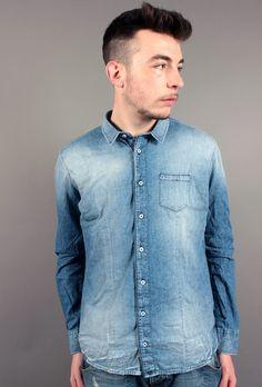 Camicia di jeans Enian 00 J625