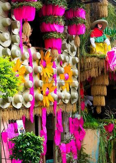 Pahiyas Festival in Lucban, Quezon Province, Photo by twinkletuason, Flickr