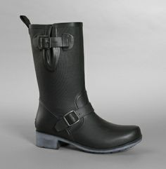 I want these for me! Kenneth Cole Men's Electric Rain Rubber Boot