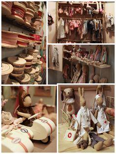 Formland 2015 Maileg ©Schneiderherz Trade Fair, Nordic Design, Handmade Dolls, Miniture Things, Diy Doll, Kids Gifts, Doll Toys, Winter Wonderland, Denmark