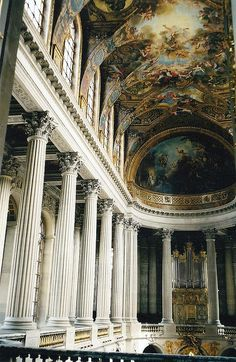 """La Chapelle Royale, Palace of Versailles, France"" by jivedanson, via Flickr"